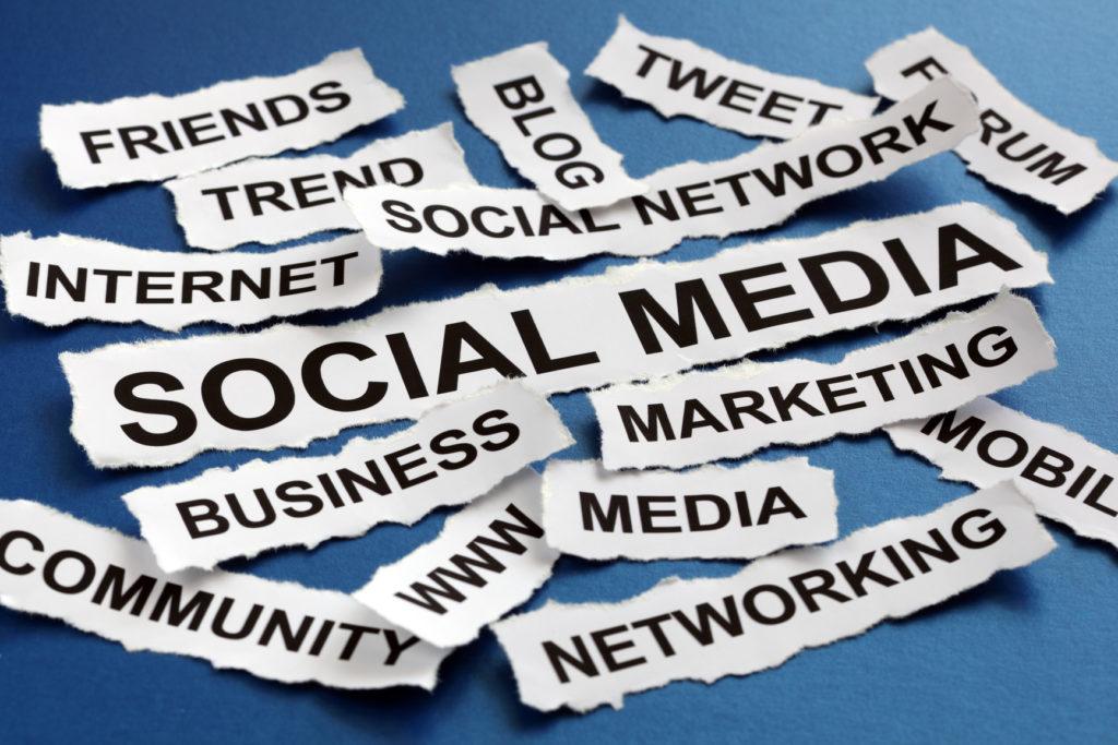 Social media is a must